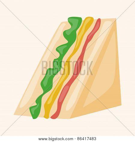 Sandwich Theme Elements