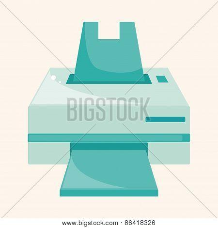 Printer Theme Elements