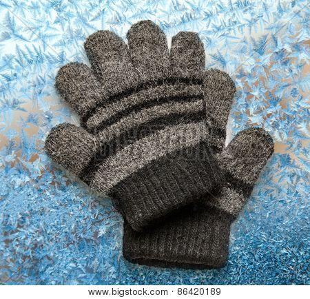 Children's Woolen Gloves