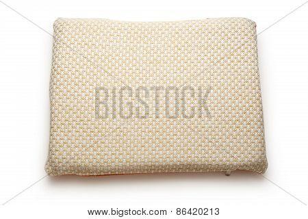 Soft Blank White Pillow