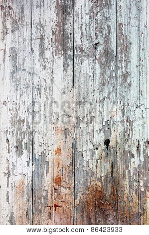 Old distressed  wood planks background