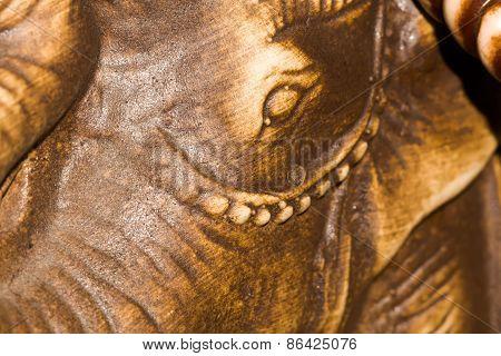 Netsuke Elephant
