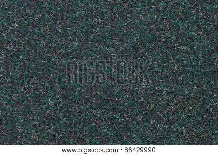 Green Woolen Texture