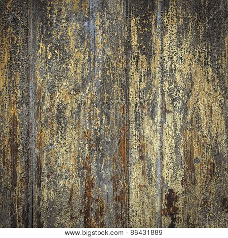 Old wooden abstract texture