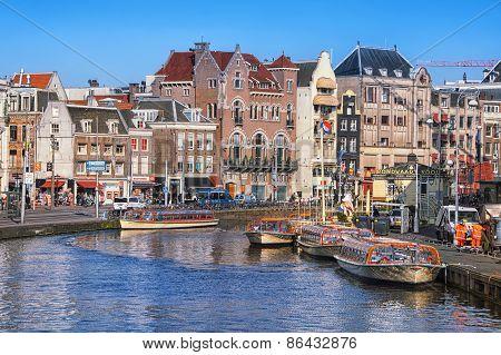 Amsterdam City Center