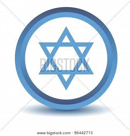 Blue Judaism icon