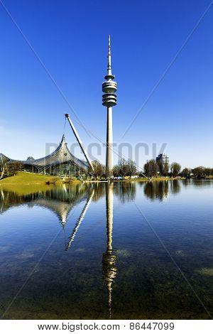 Olympiapark, Munich Olympic Stadium