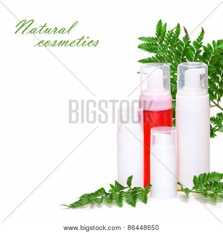 Natural Cosmetics For Skin Care