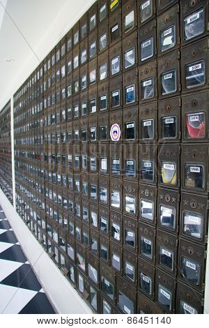 Post Office In Chile