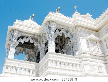 Toronto Mandir The Marble Balconies 2008