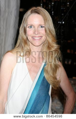 LOS ANGELES - MAR 26:  Lauralee Bell at the Young & Restless 42nd Anniversary Celebration at the CBS Television City on March 26, 2015 in Los Angeles, CA
