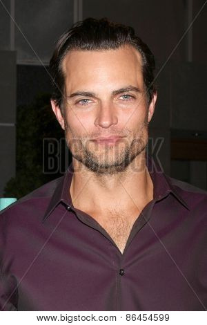 LOS ANGELES - MAR 26:  Scott Elrod at the Young & Restless 42nd Anniversary Celebration at the CBS Television City on March 26, 2015 in Los Angeles, CA