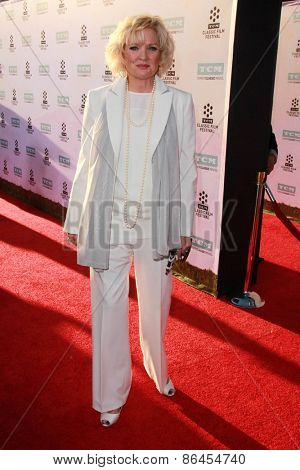 LOS ANGELES - MAR 26:  Christine Ebersole at the 50th Anniversary Screening Of