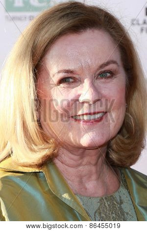 LOS ANGELES - MAR 26:  Heather Menzies-Urich at the 50th Anniversary Screening Of
