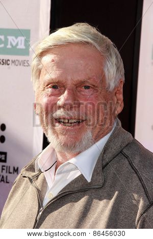 LOS ANGELES - MAR 26:  Robert Morse at the 50th Anniversary Screening Of