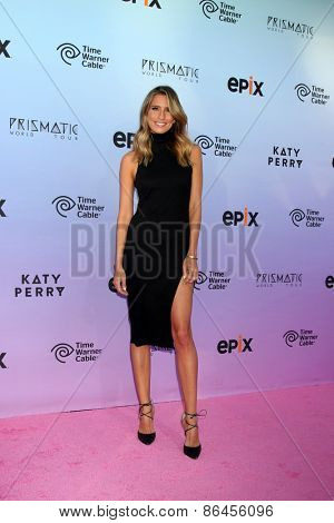 LOS ANGELES - MAR 26:  Renee Bargh at the