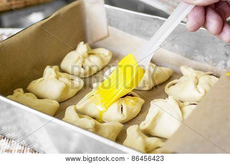 Baking Process