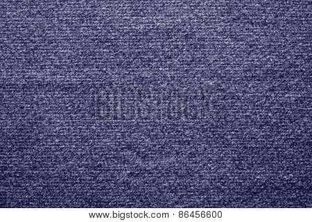 Textile Texture Felt Fabric Of Violet Color