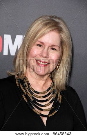 LOS ANGELES - MAR 25:  Christine Estabrook at the Mad Men Black & Red Gala at the Dorthy Chandler Pavillion on March 25, 2015 in Los Angeles, CA