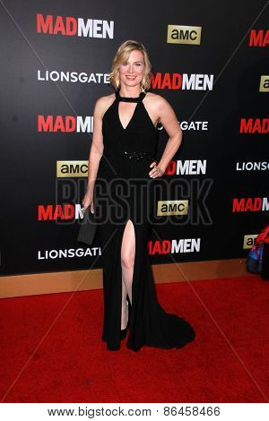LOS ANGELES - MAR 25:  Melinda Page Hamilton at the Mad Men Black & Red Gala at the Dorthy Chandler Pavillion on March 25, 2015 in Los Angeles, CA