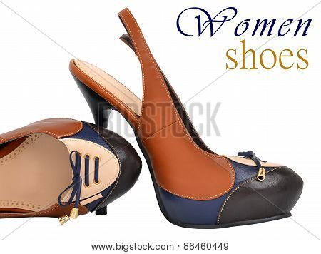 Stylish Woman Shoes