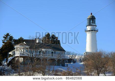 Cape Elizabeth Lighthouse, Maine