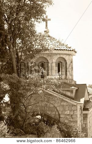 Saint Petka's Church. Kalemegdan.