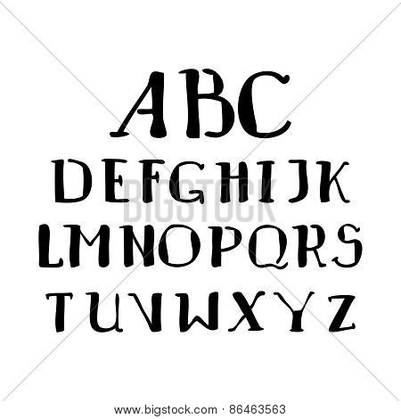 set of letters and numbers