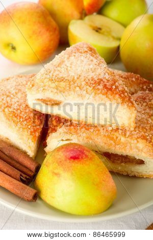 Apple turnover