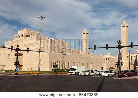Sheikha Salama Mosque In Al Ain