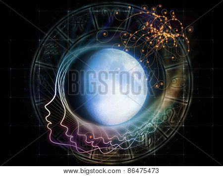 Zodiac Of The Moon