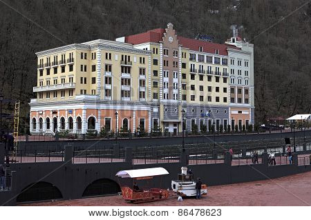 Hotel Radisson Rosa Khutor