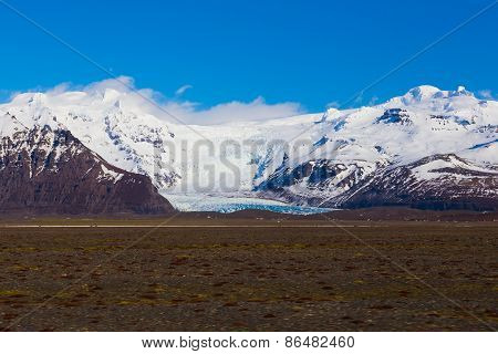 Jokulsarlon glacial Iceland