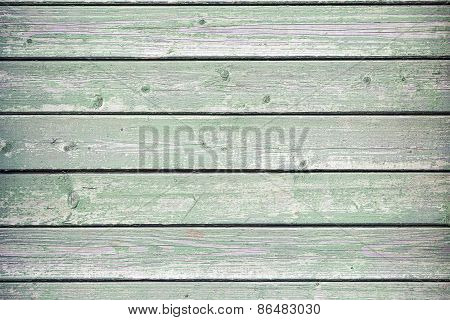 Old Painted Wood Boards