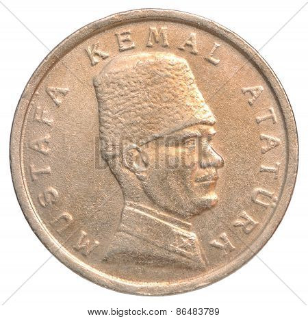 Turkish Lira Coin