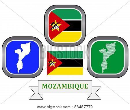 Symbol Of Mozambique