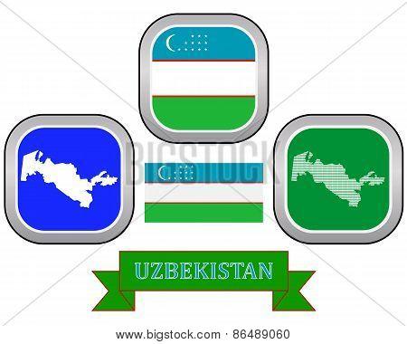 Symbol Of Uzbekistan