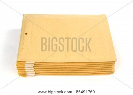 Large Size Bubble Lined Shipping Or Packing Envelopes