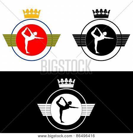 The Yoga Logo