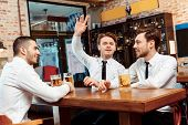 picture of waiter  - Waiter - JPG