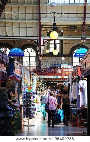 Derby Indoor Market.