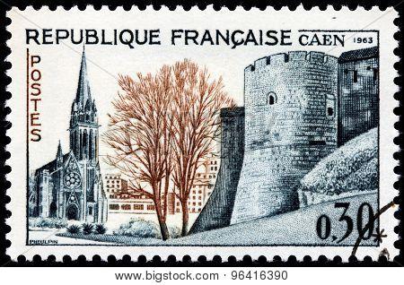 Caen Stamp