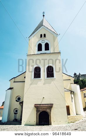 Roman Catholic Church Of The Birth Of Mary, Trencin