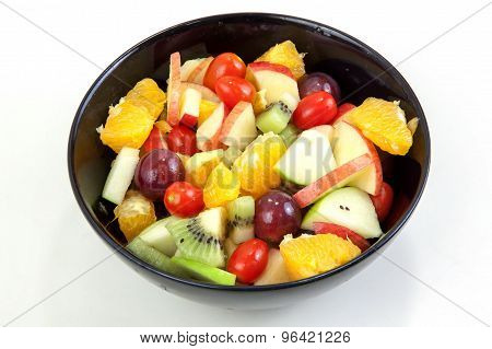 Apple And Other Fruits Salad