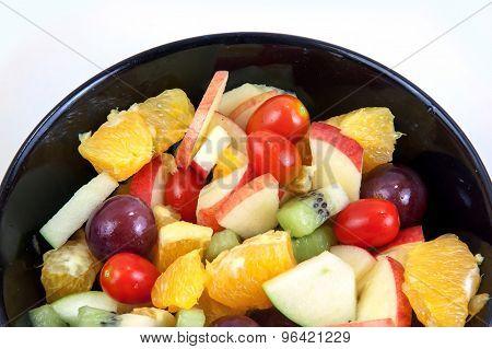 Kiwi And Other Fruits Salad