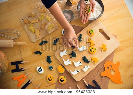 Pastry For Halloween