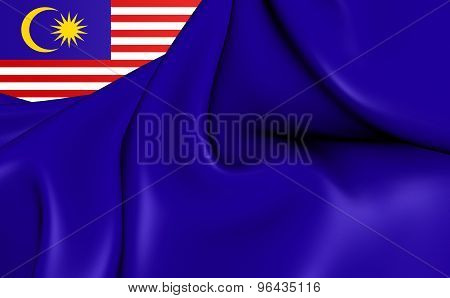 Government Ensign Of Malaysia