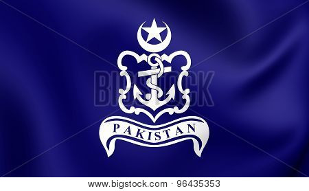 Naval Jack Of Pakistan