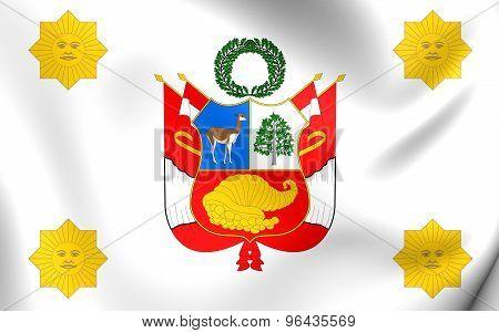 Presidential Standard Of Peru