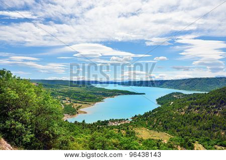 St. Croix Lake, France